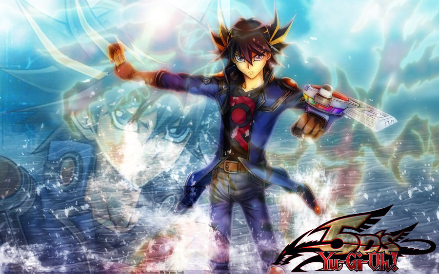 Yusei Wallpaper 2 Yu Gi Oh 5Ds by AnimalLovers626 900x563