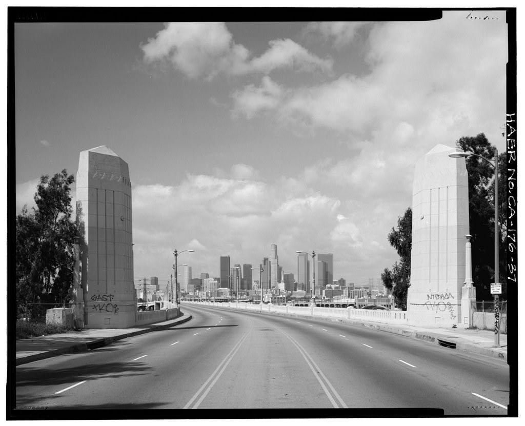 Sixth Street Bridge Los Angeles California From 1024x831
