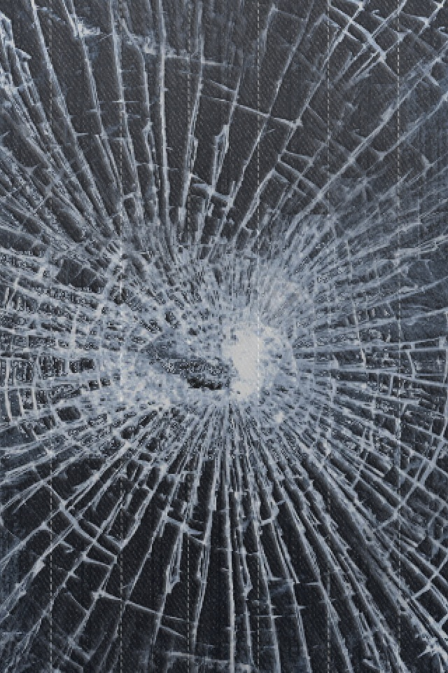 iphone cracked screen wallpaper wallpapersafari
