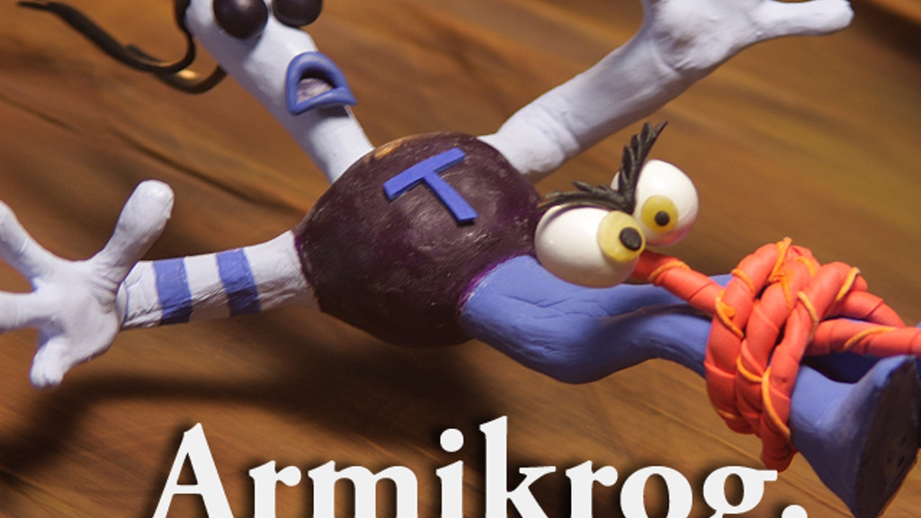Armikrog by Pencil Test Studios Inc FUNDED  because of you 1024x576