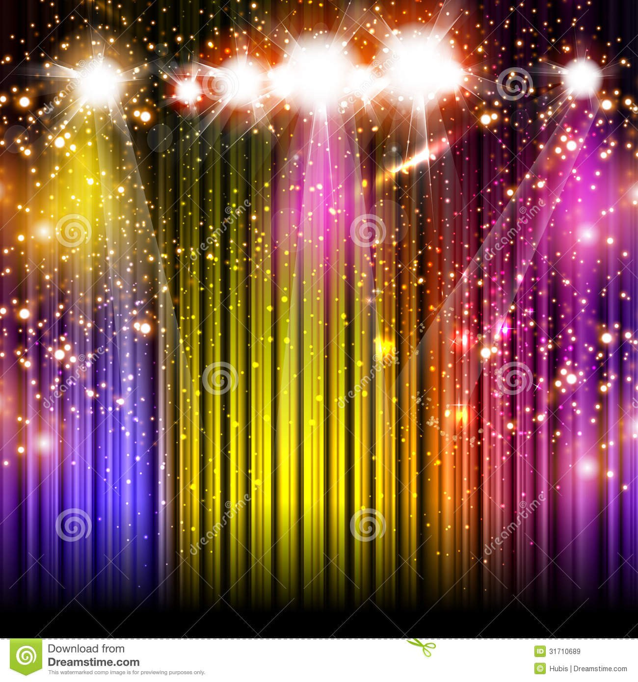 Concert Lighting Background Light Stage Background 1300x1390