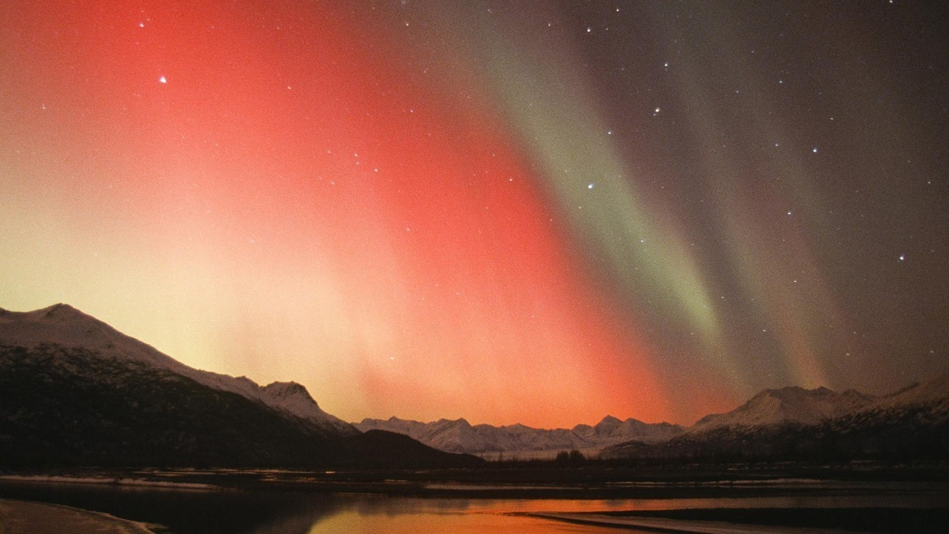 widescreen wallpapers x aurora borealis - photo #4
