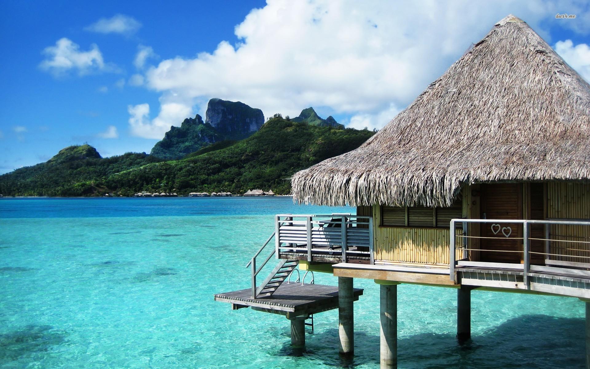 45 Free Bora Bora Wallpaper On Wallpapersafari