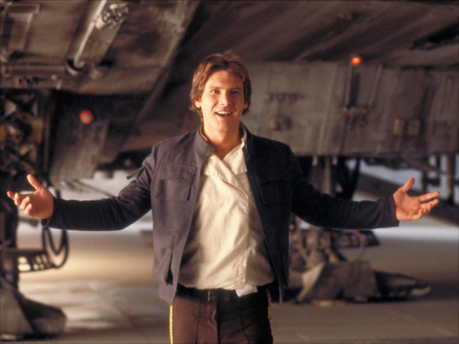 Han Solo Wallpaper
