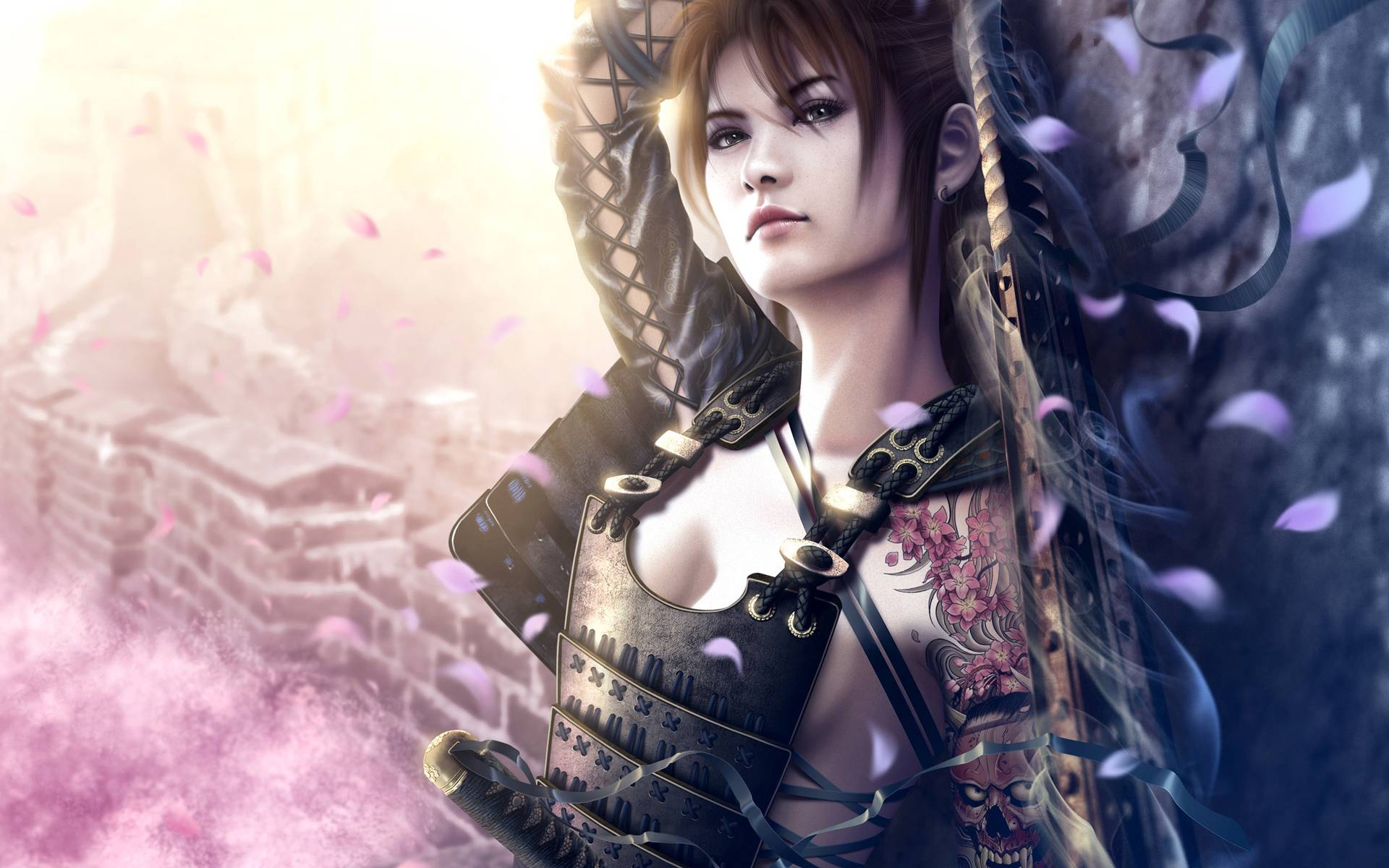 anime girl   Fantasy Wallpapers Picture 1920x1200