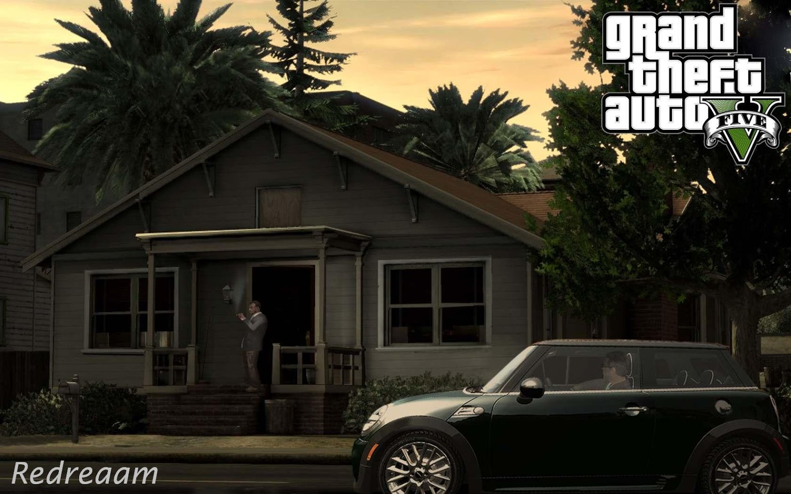 ns separamos 5 wallpapers incriveis do GTA V confira 1600x1000
