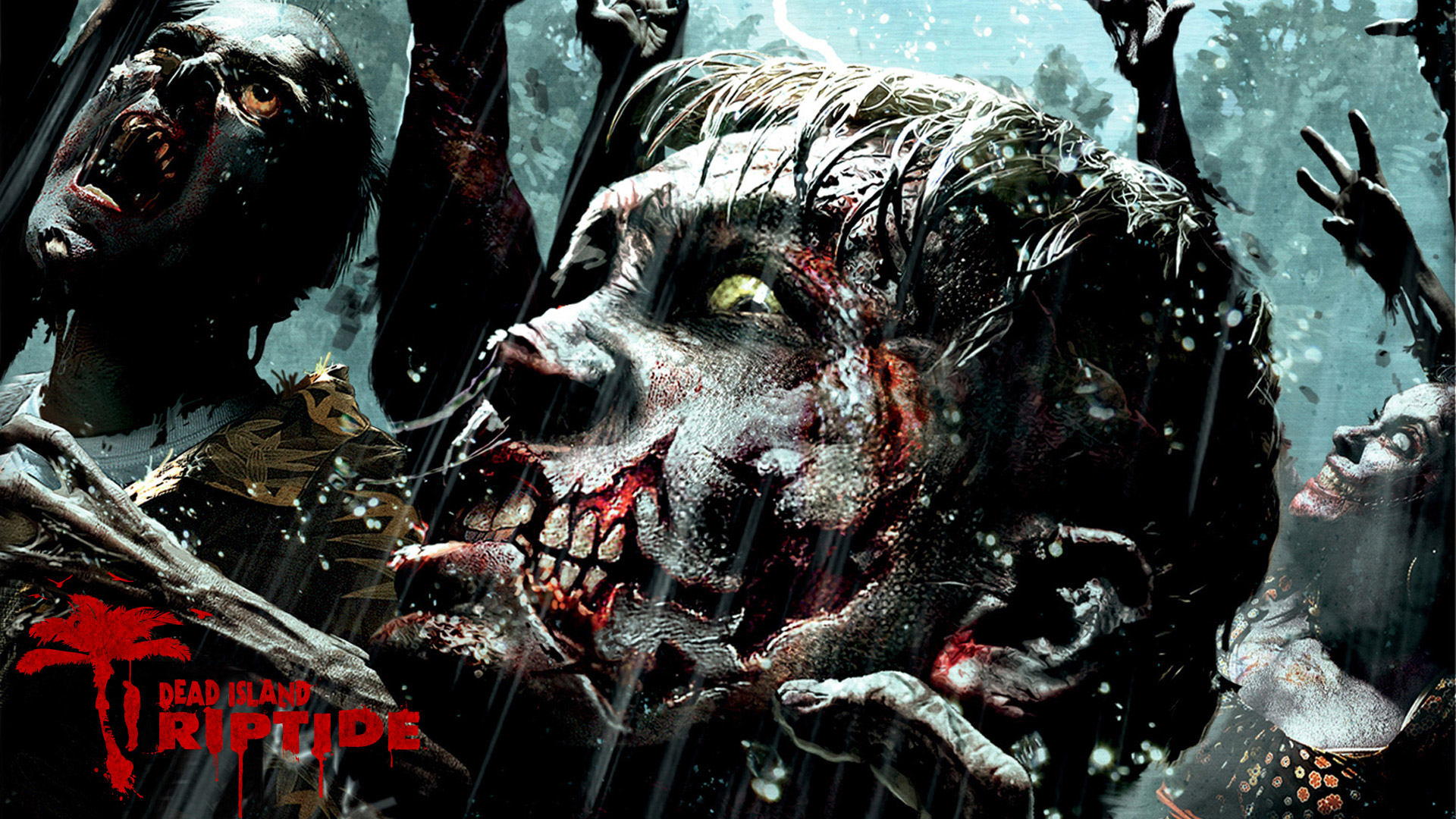Zombie Background Wallpapers WIN10 THEMES 1920x1080