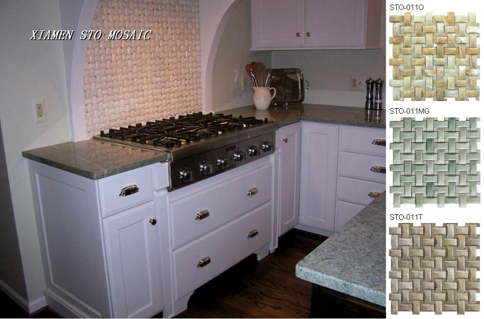 Kitchen Backsplash 3D Basket 964x637