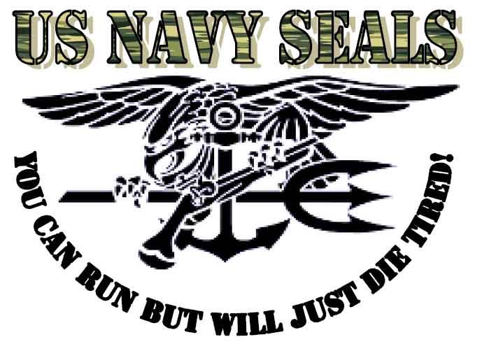 navy seals logo wallpaper wallpapersafari