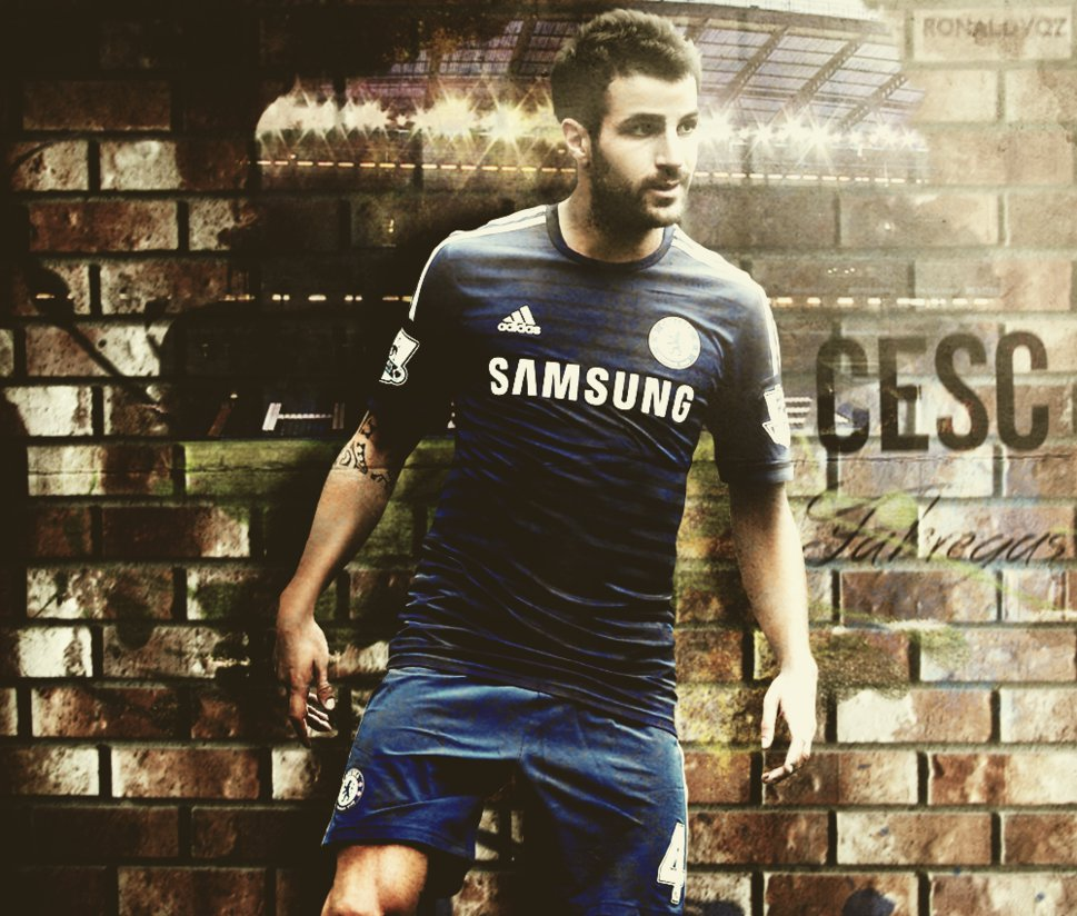 HD Chelsea FC Wallpaper Francesc Fabregas Wallpaper by 969x824