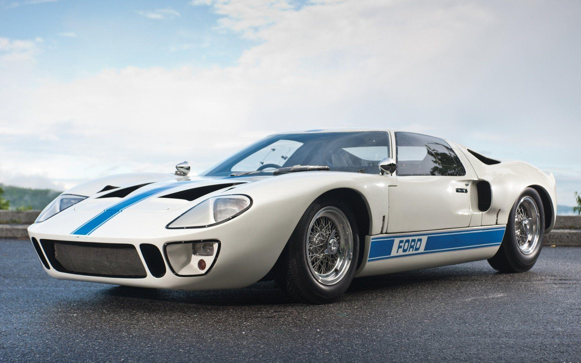 Ford GT40 Wallpapers 1920x1200