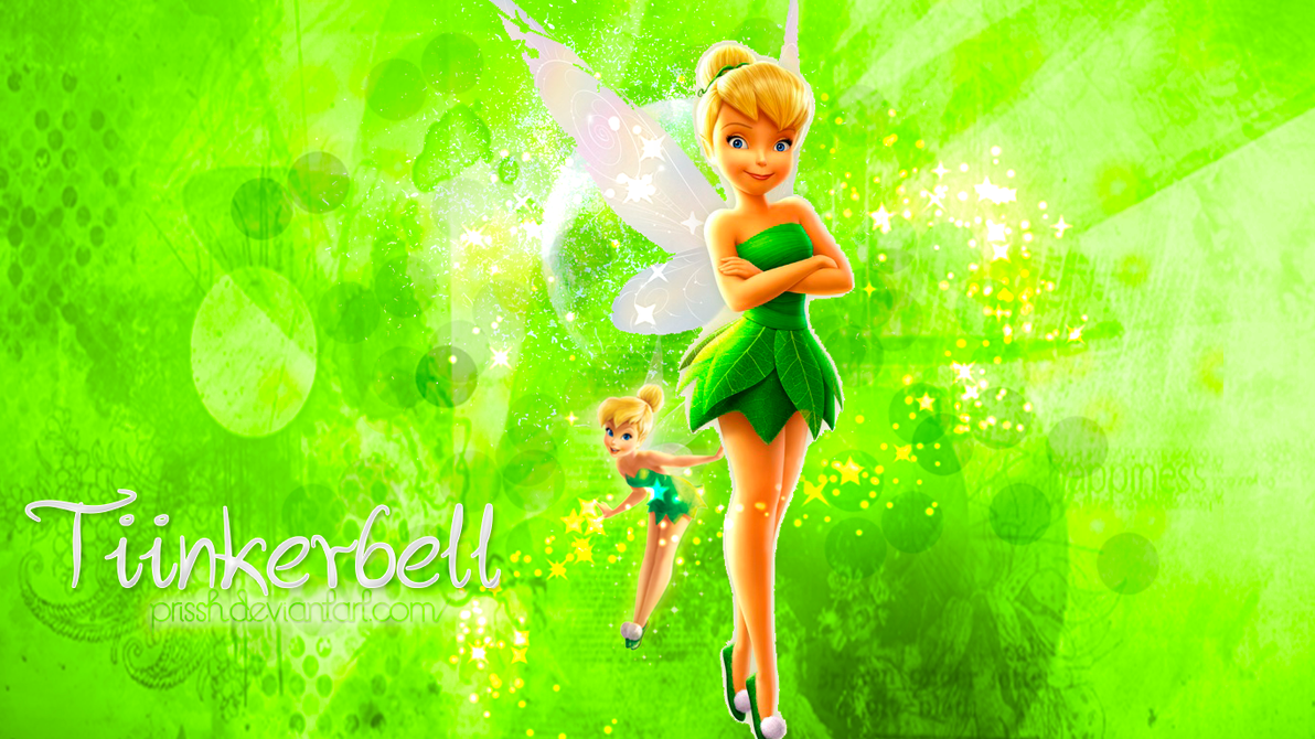 Tinkerbell Wallpaper by PrissH 1192x670