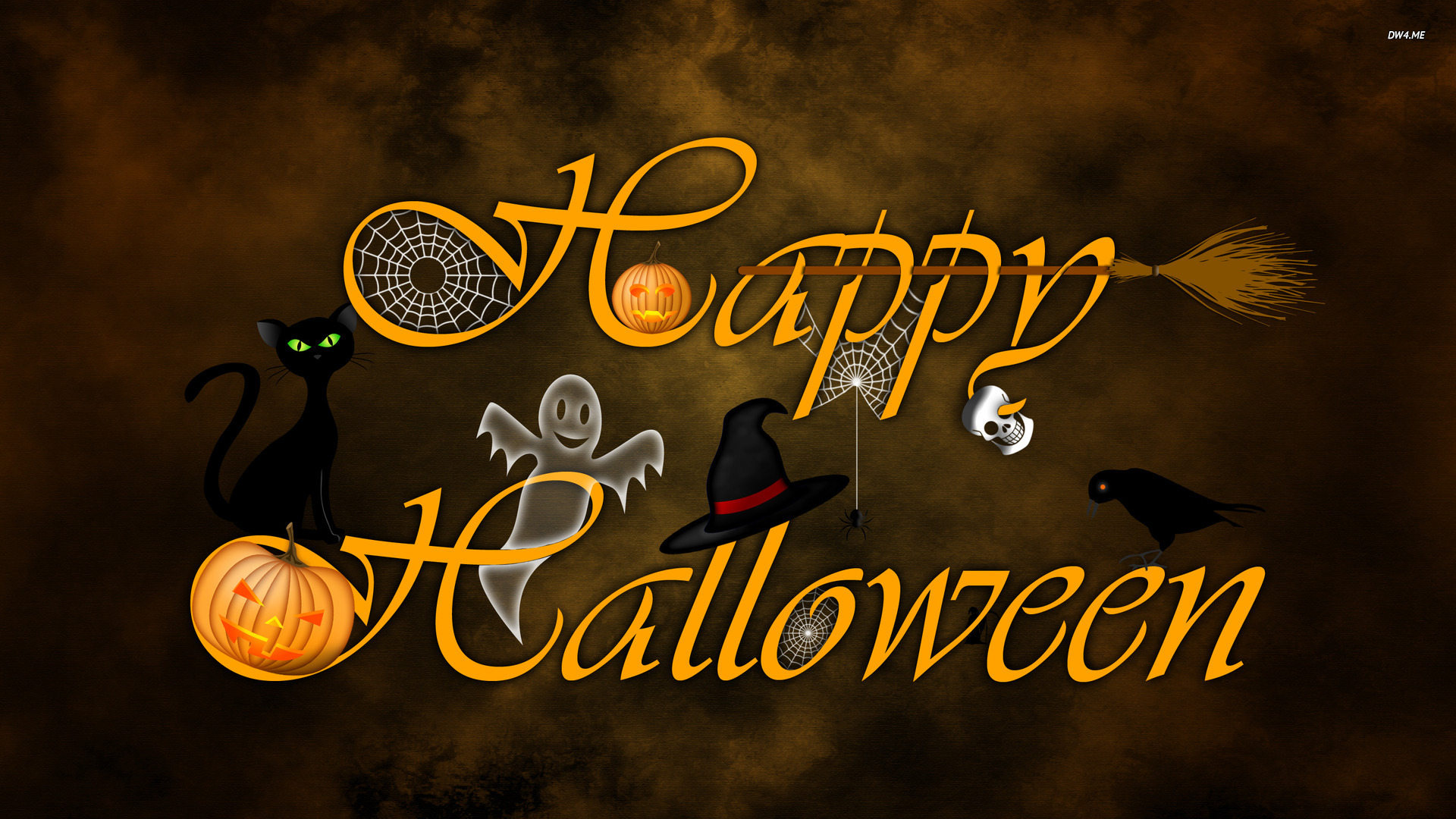 Happy Halloween wallpaper   Holiday wallpapers   1774 1920x1080