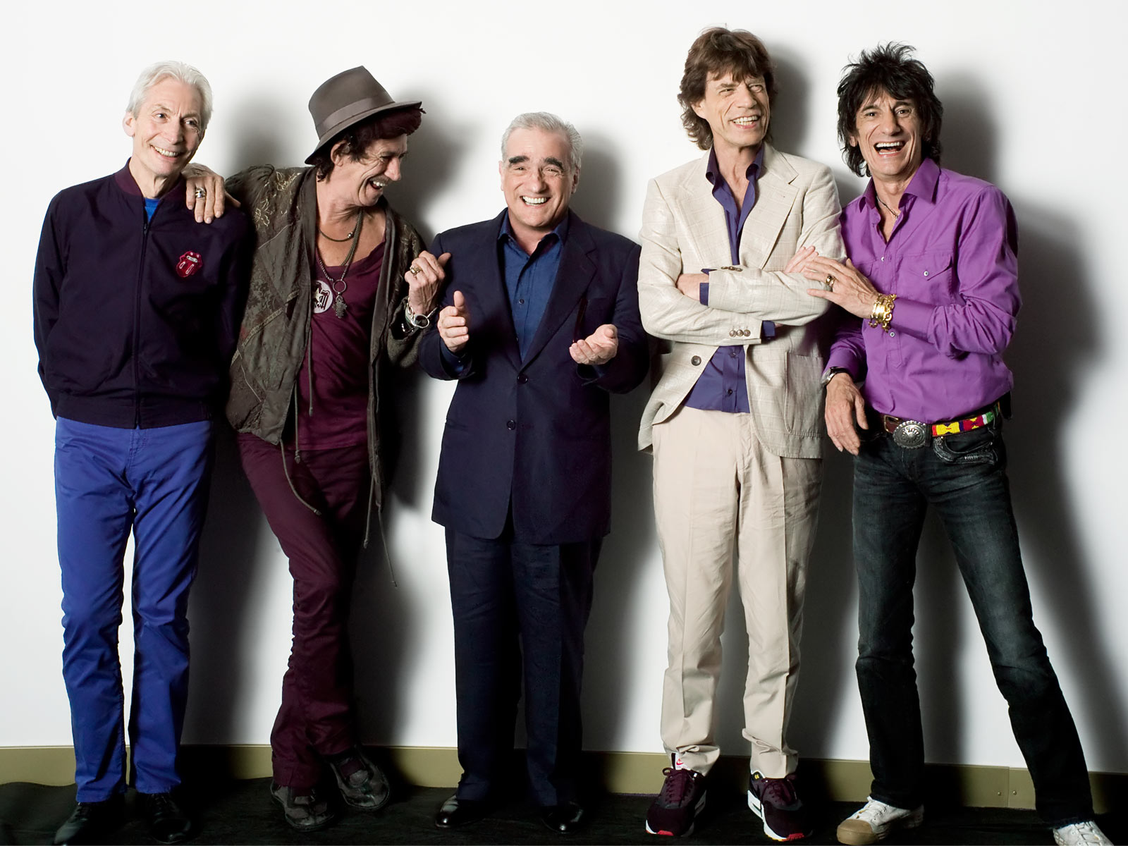 Wallpapers Photo Art The Rolling Stones Wallpaper 1600x1200