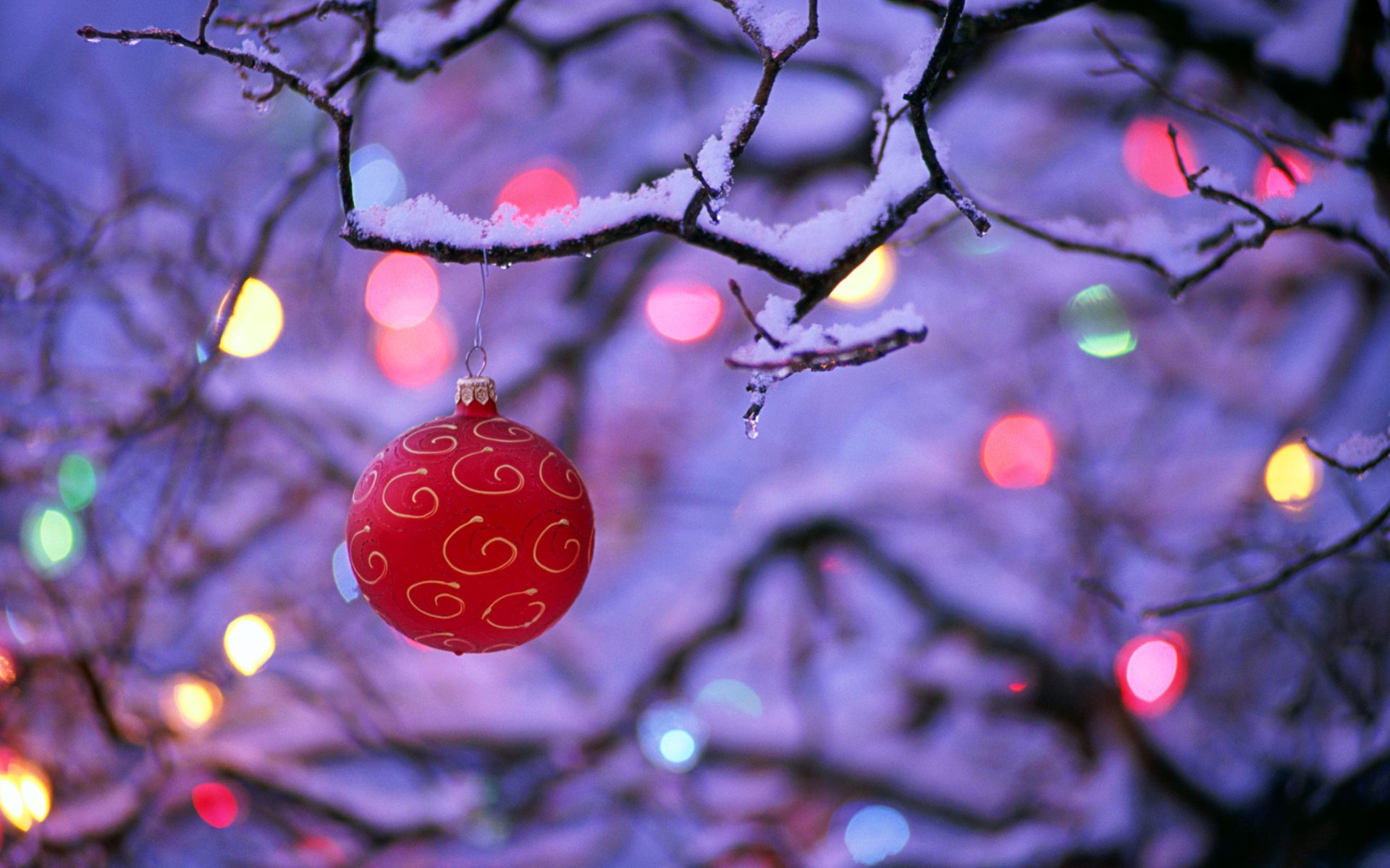 Christmas Wallpaper For Computer Background Peaceful 1920x1200