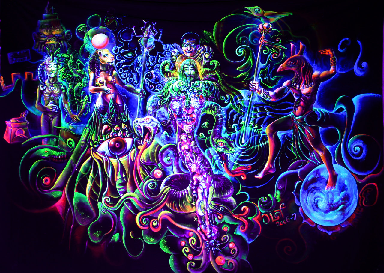 Do You Like Psychedelic Art 1280x910
