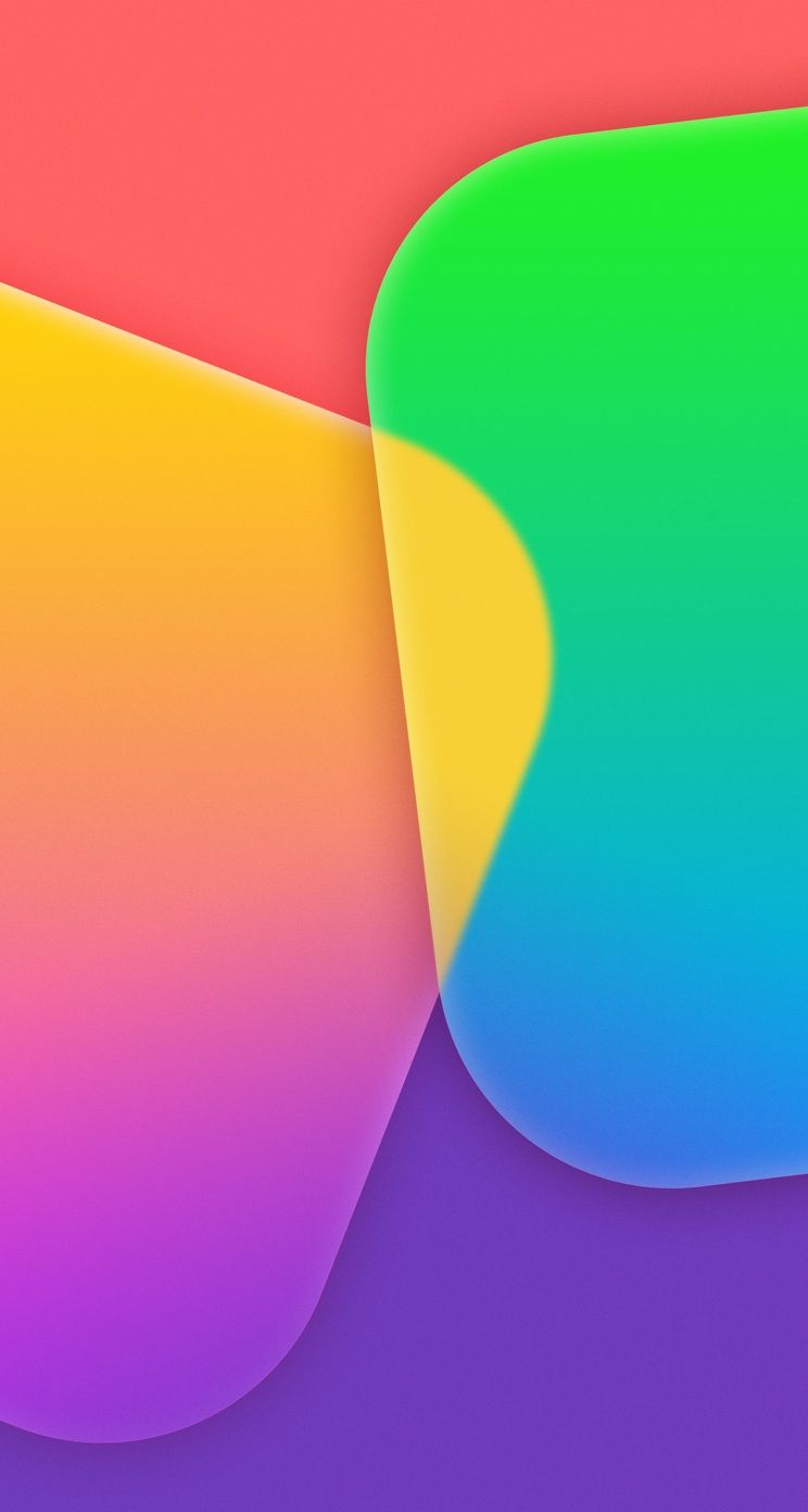 Here Are All Of The Wallpapers In The iOS 7 GM [Gallery] Cult of Mac 744x1392