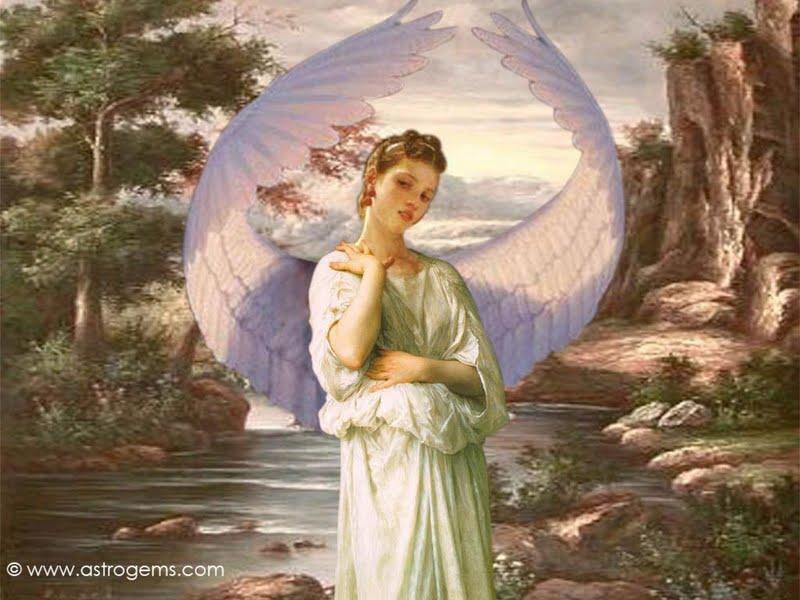 Free Angel Screensavers And Wallpaper Wallpapersafari