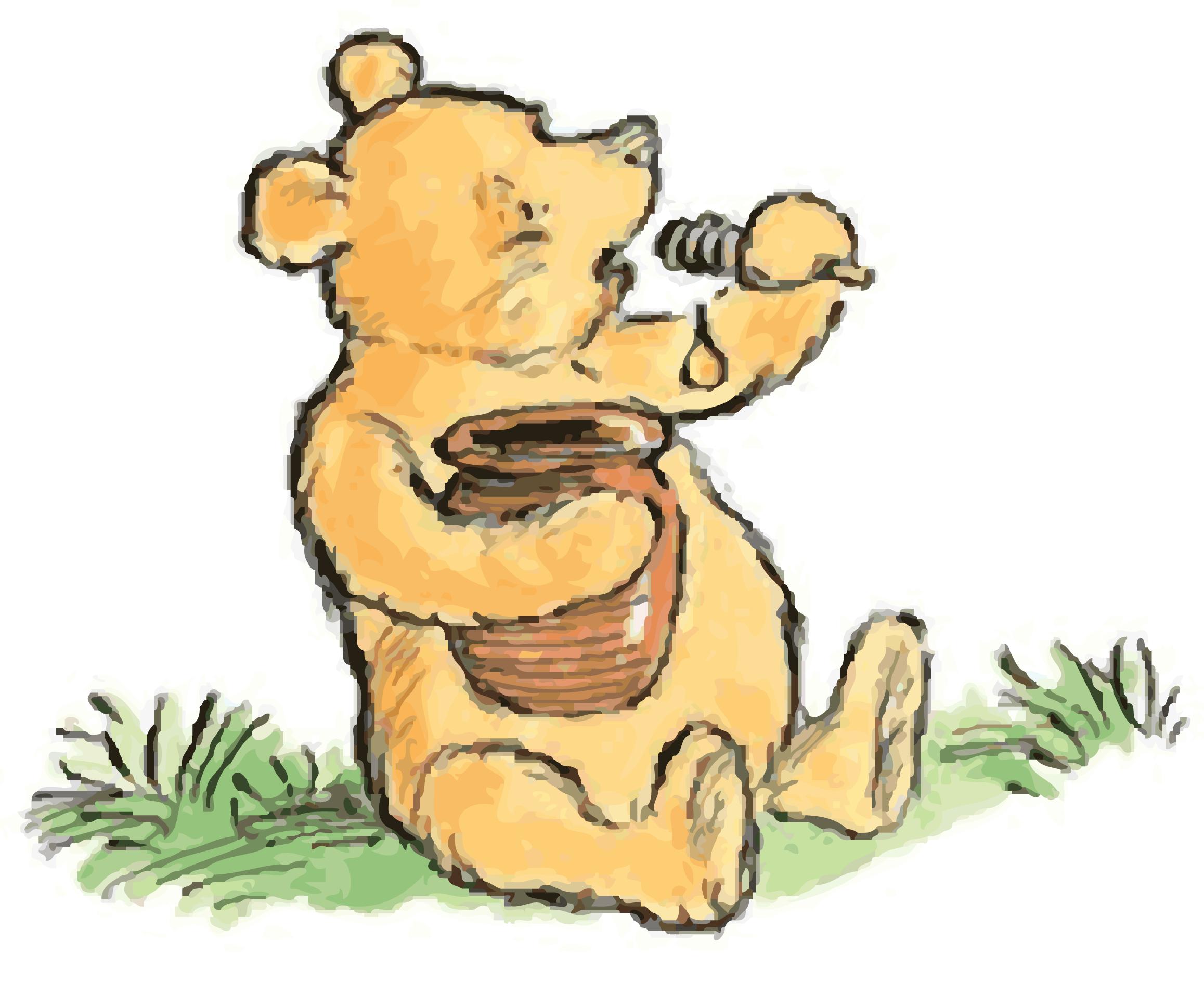 2499609c6805 2315x1939px Classic Winnie the Pooh Wallpaper - WallpaperSafari