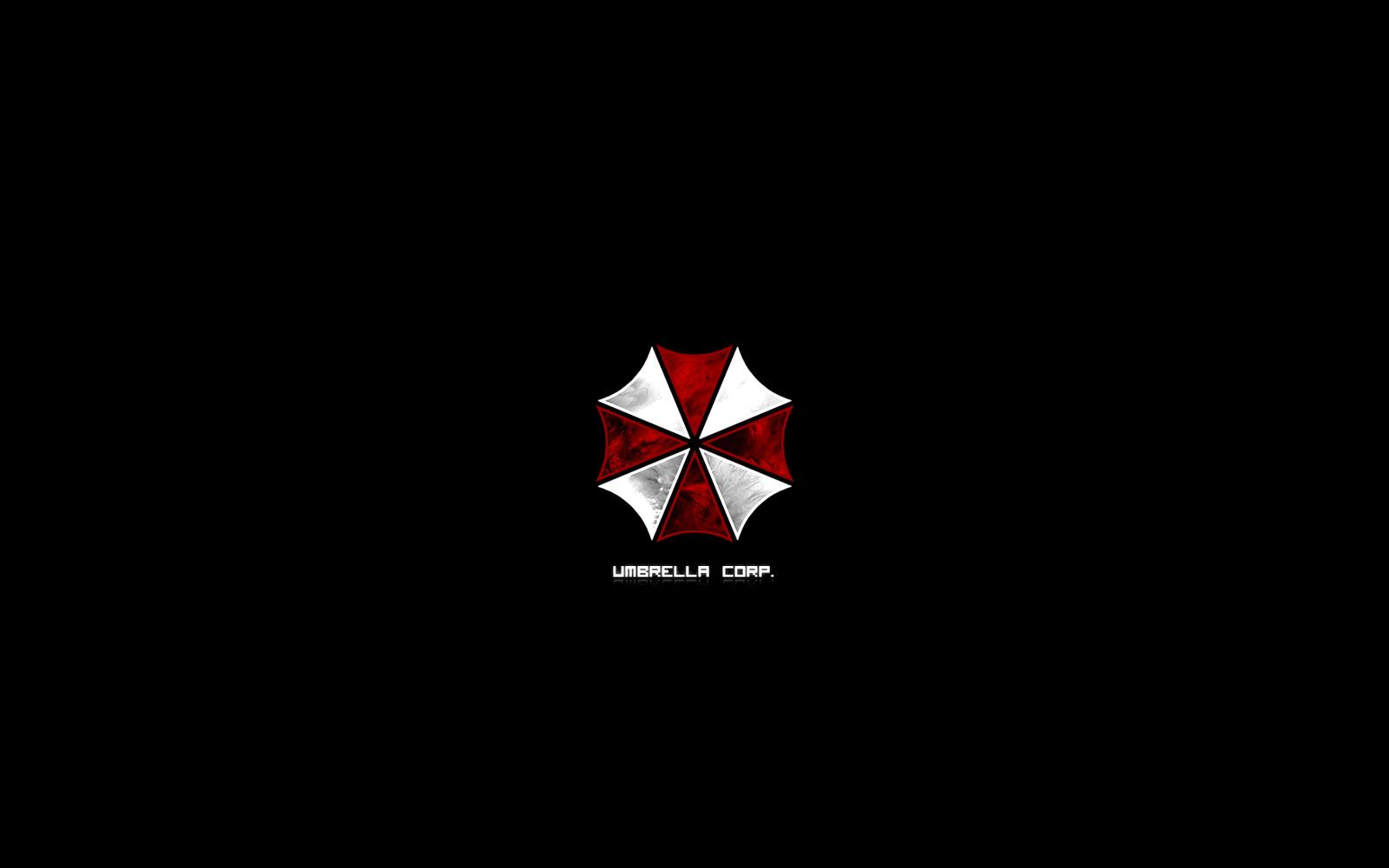 Umbrella Corporation Logo HD Wallpapers Desktop Wallpapers 1600x1000