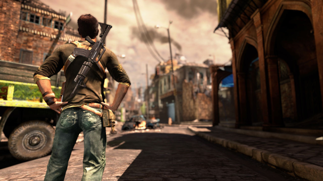 Uncharted 2 Among Thieves   Uncharted Wallpaper 3784793 1280x720