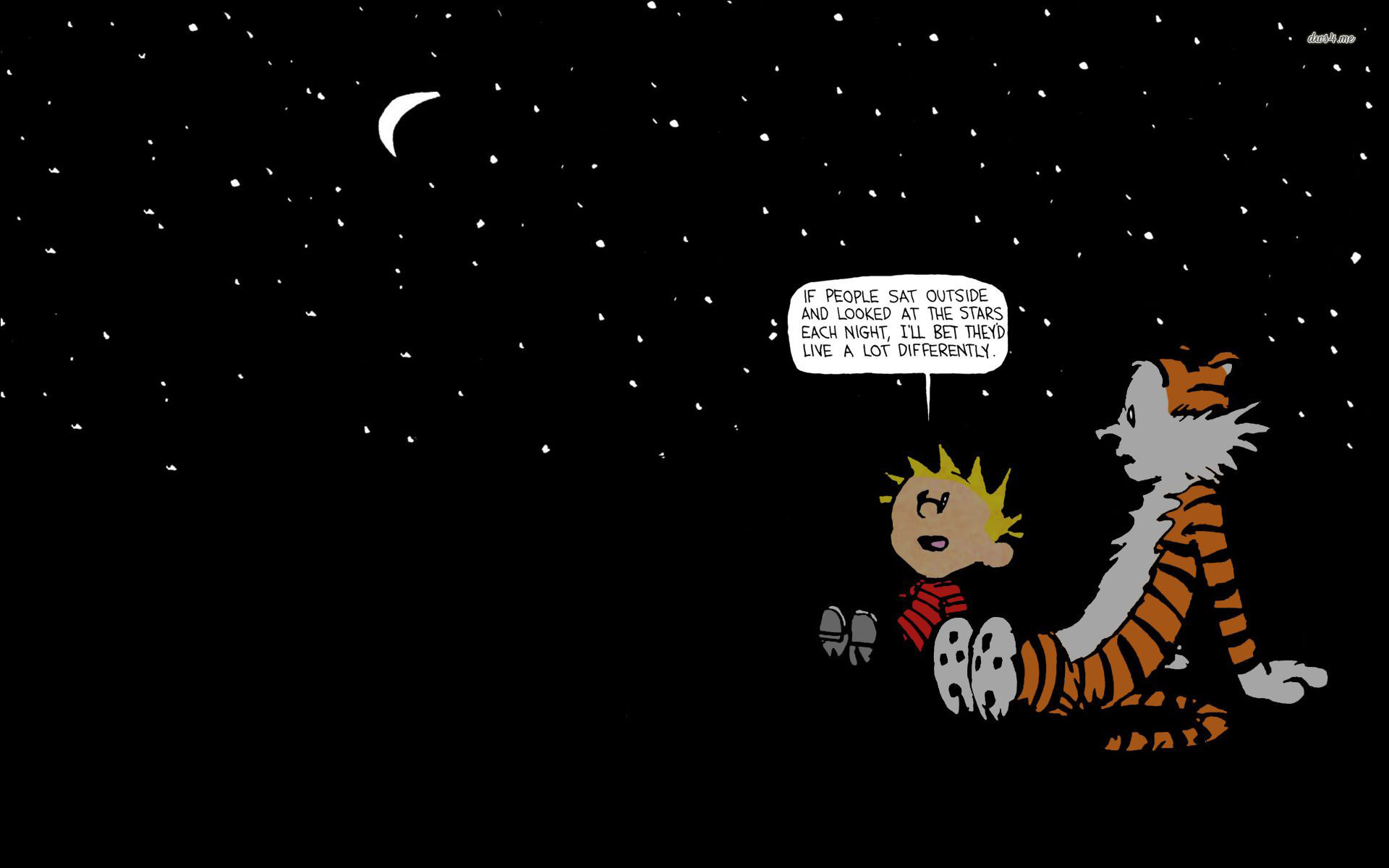 Calvin and Hobbes wallpaper   Comic wallpapers   23643 1920x1200