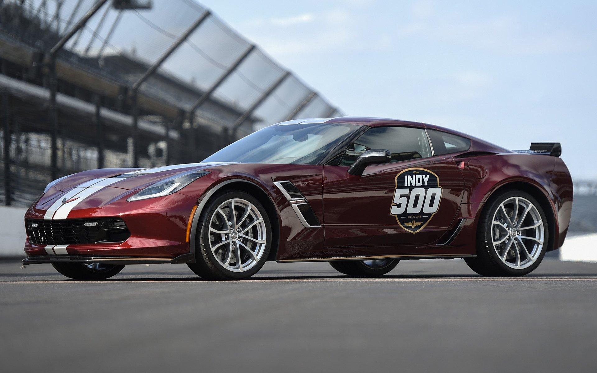 2019 Chevrolet Corvette Grand Sport Indy 500 Pace Car   Wallpapers 1920x1200
