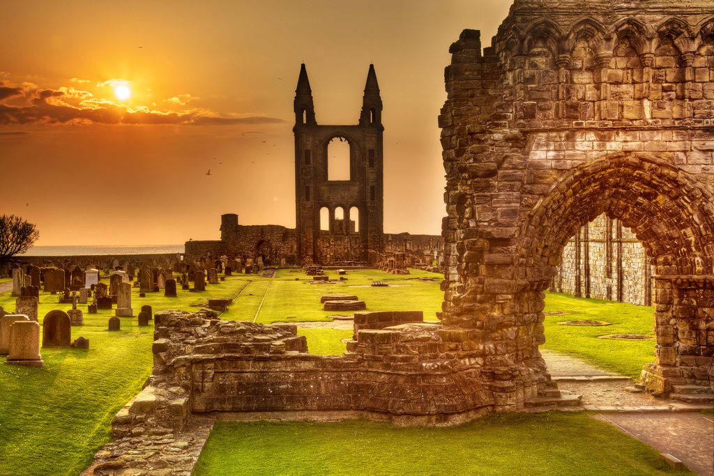 St Andrews PhD Studentships in History St Andrews School of History 1024x683