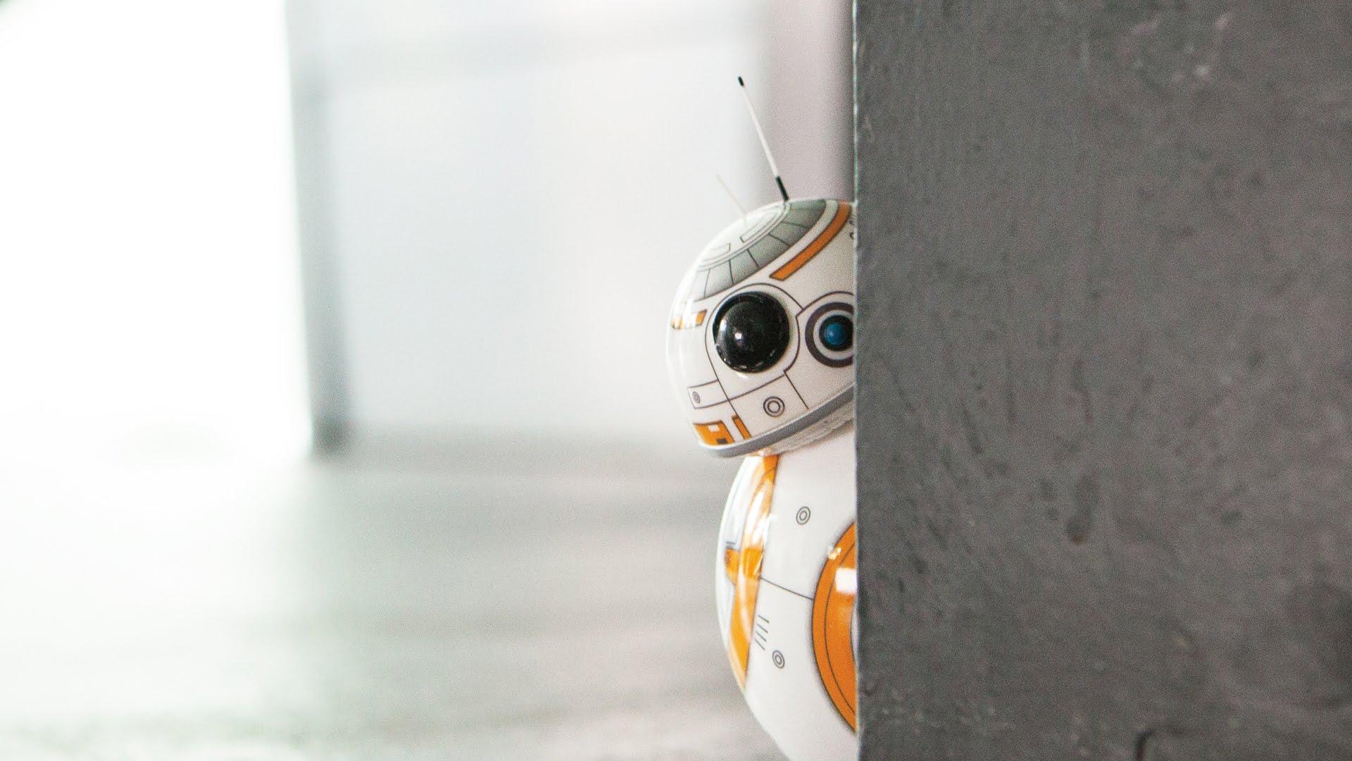 49+] Star Wars iPhone Wallpaper BB8 on