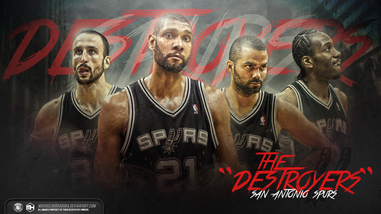 Spurs Desktop Wallpaper 1280x720