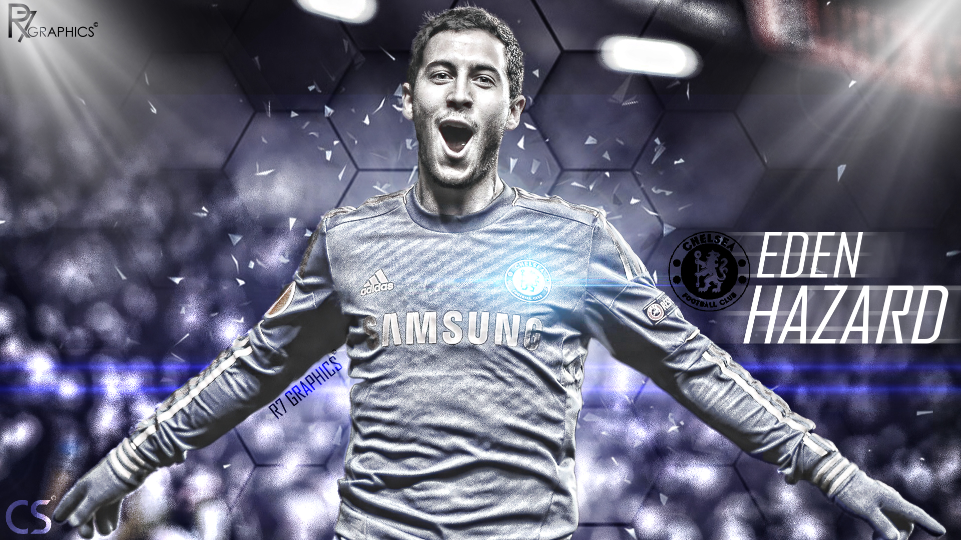 Free Download Eden Hazard Wallpaper 1920x1080 For Your