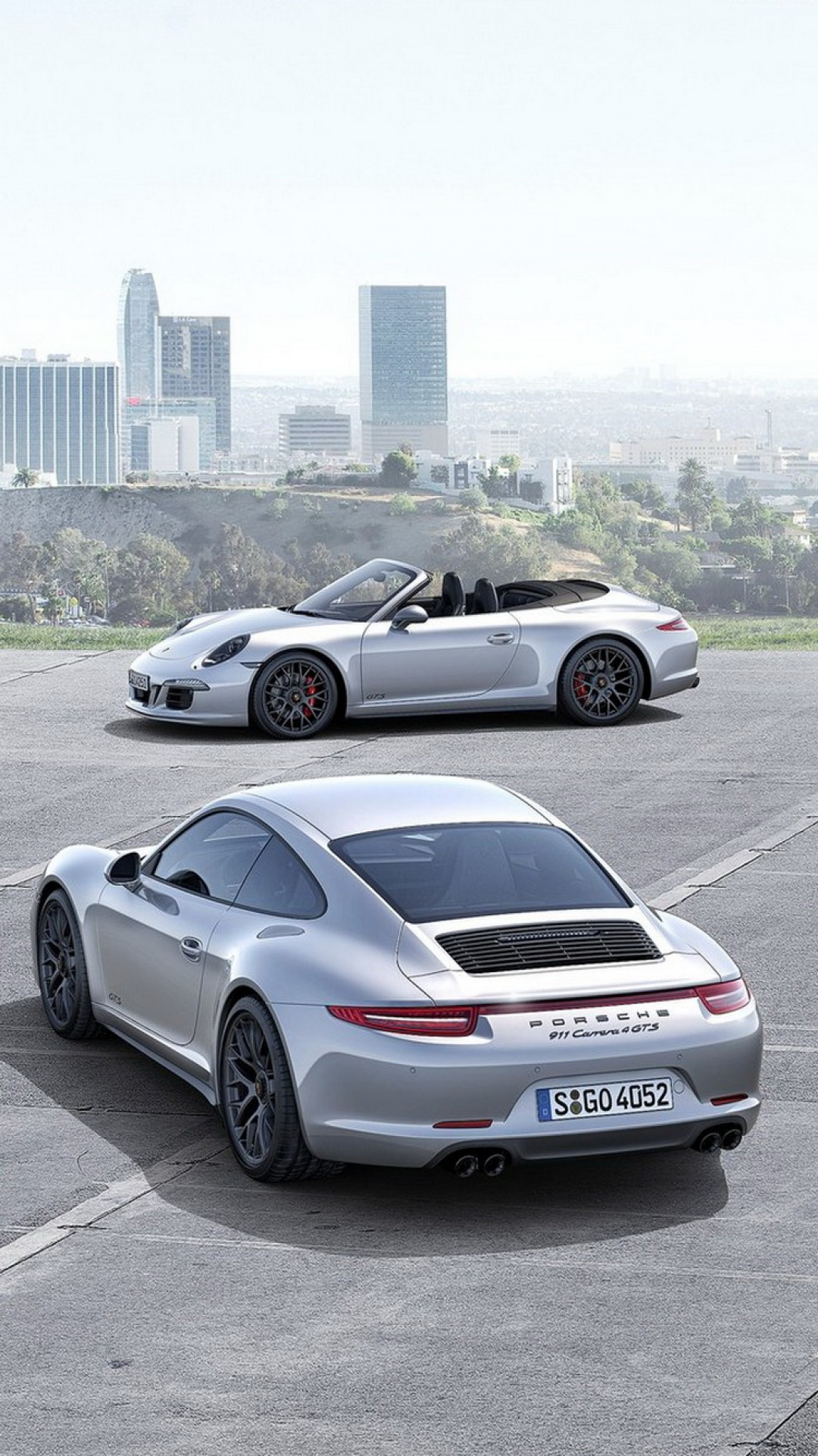 Porsche 911 Carrera GTS iPhone 6 Wallpaper iPhone6SWallpaperhdcom 1080x1920