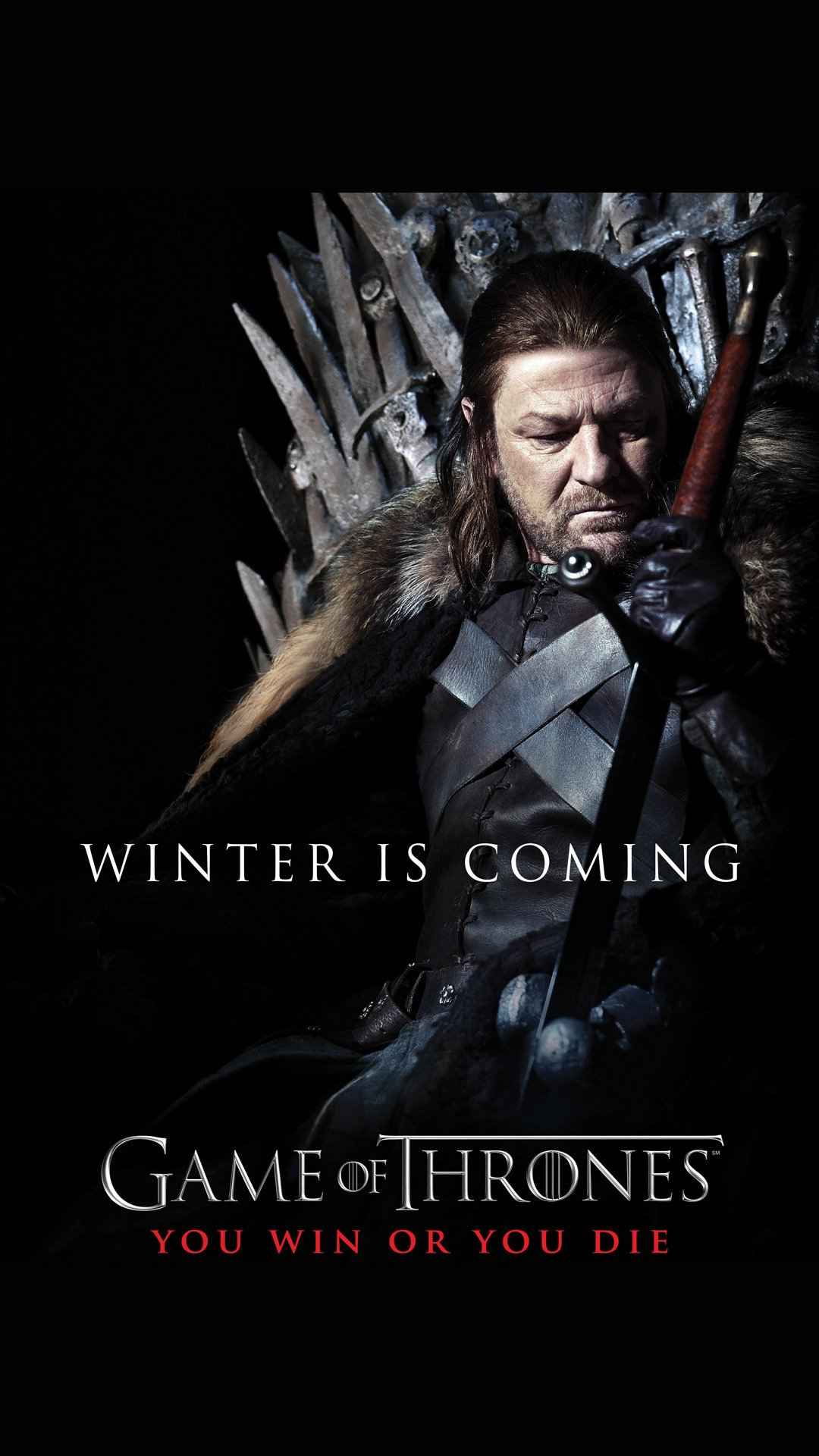 Ned Stark   Game of Thrones Mobile Wallpaper 5933 1080x1920