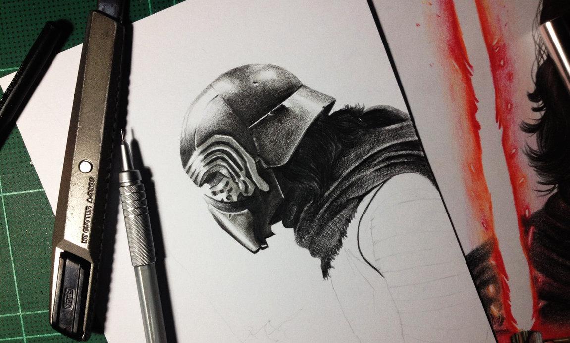 The Knights of Ren work in progress by Gutter1333 1151x694