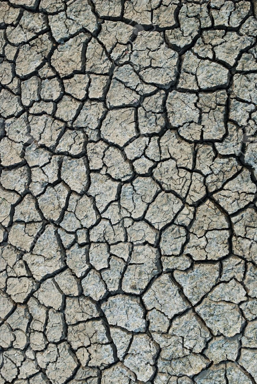 Dry And Cracked Earth Background Stock Photo Picture And Royalty 870x1300