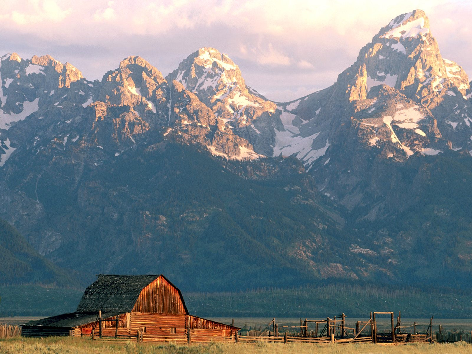 Jackson Hole Wyomin Wallpapers Pictures Photos and Backgrounds 1600x1200