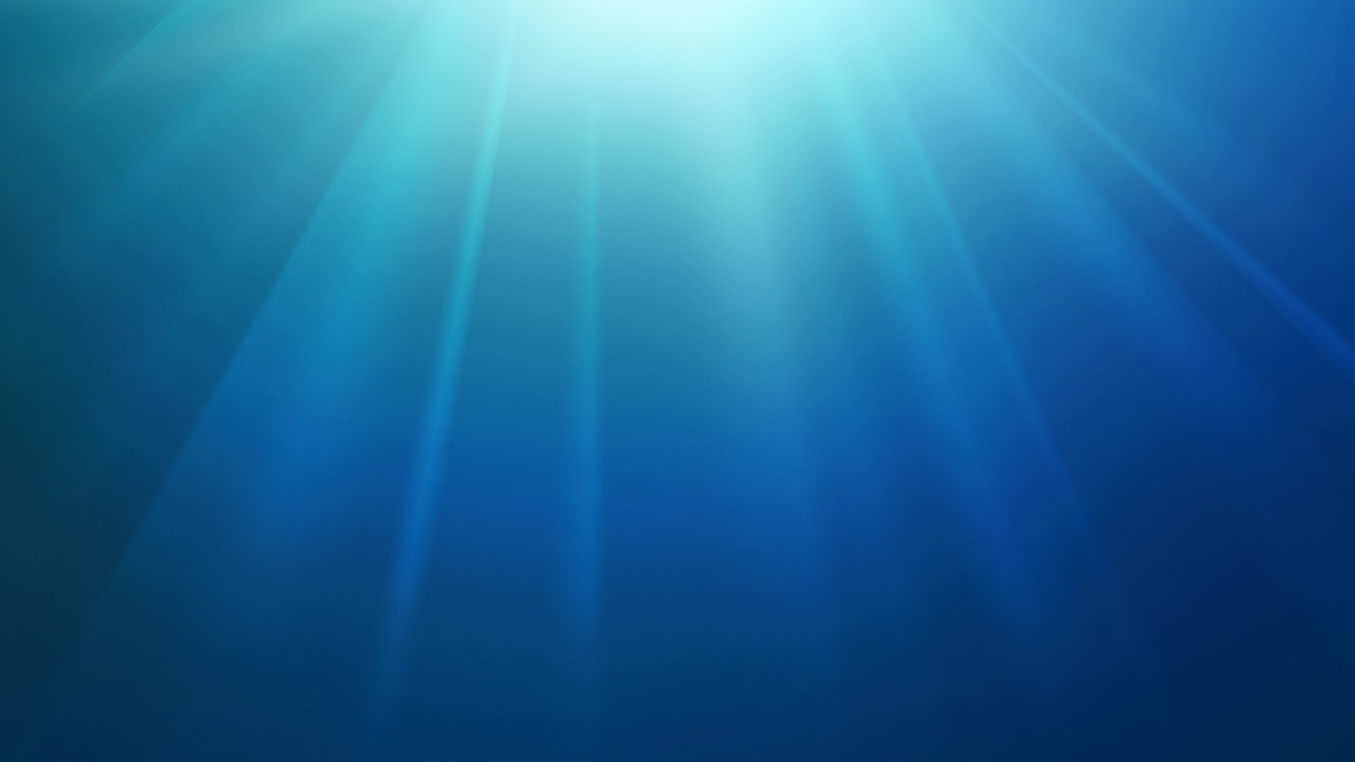 Rays of light under water wallpaper Wallpaper Wide HD 1920x1080