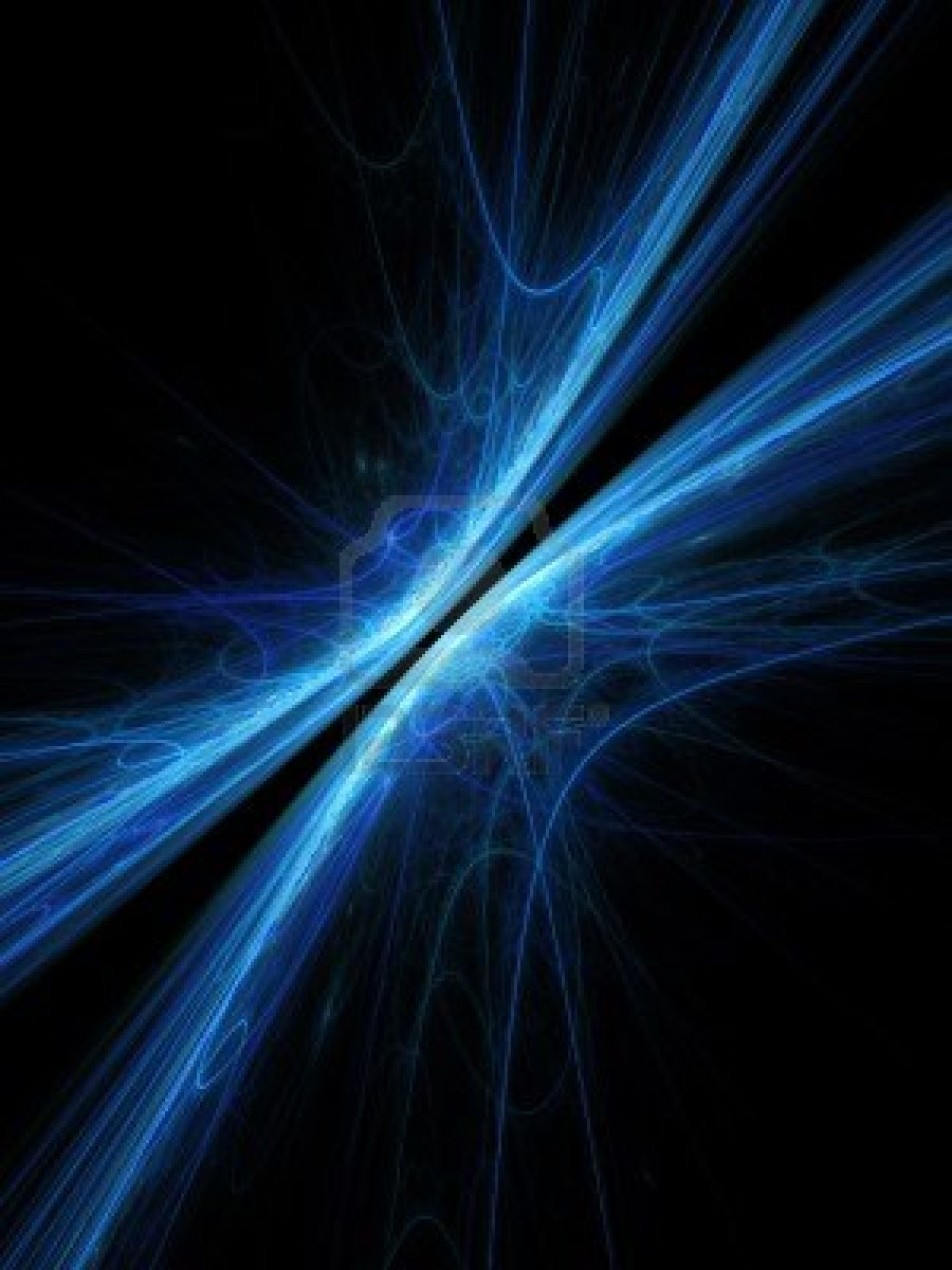 Blue Space Light Flow On Dark Background 900x1200 pixel Space HD 900x1200