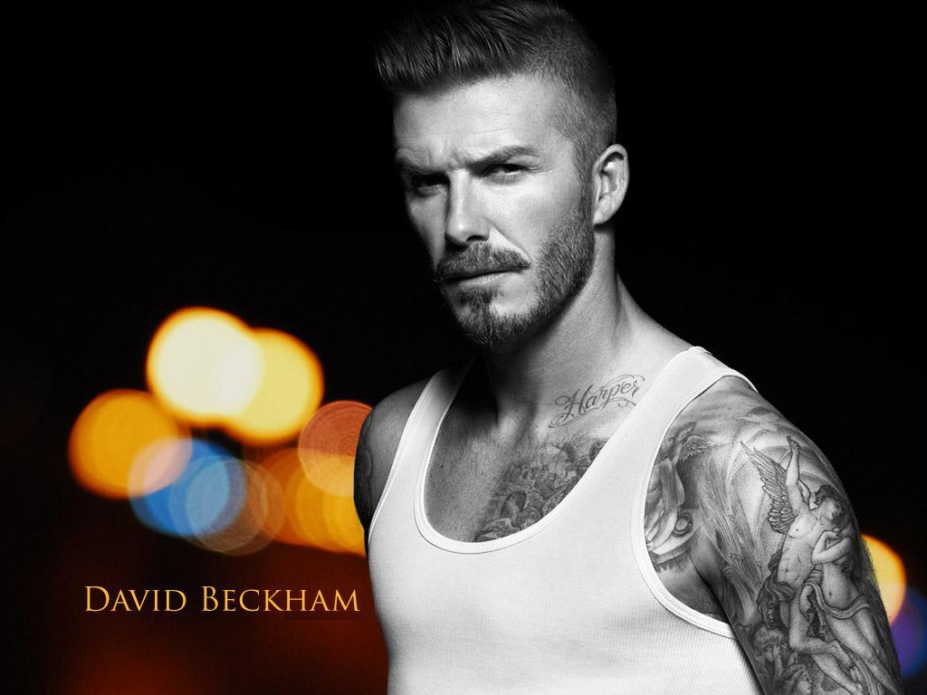 David Beckham Wallpaper 1024x768