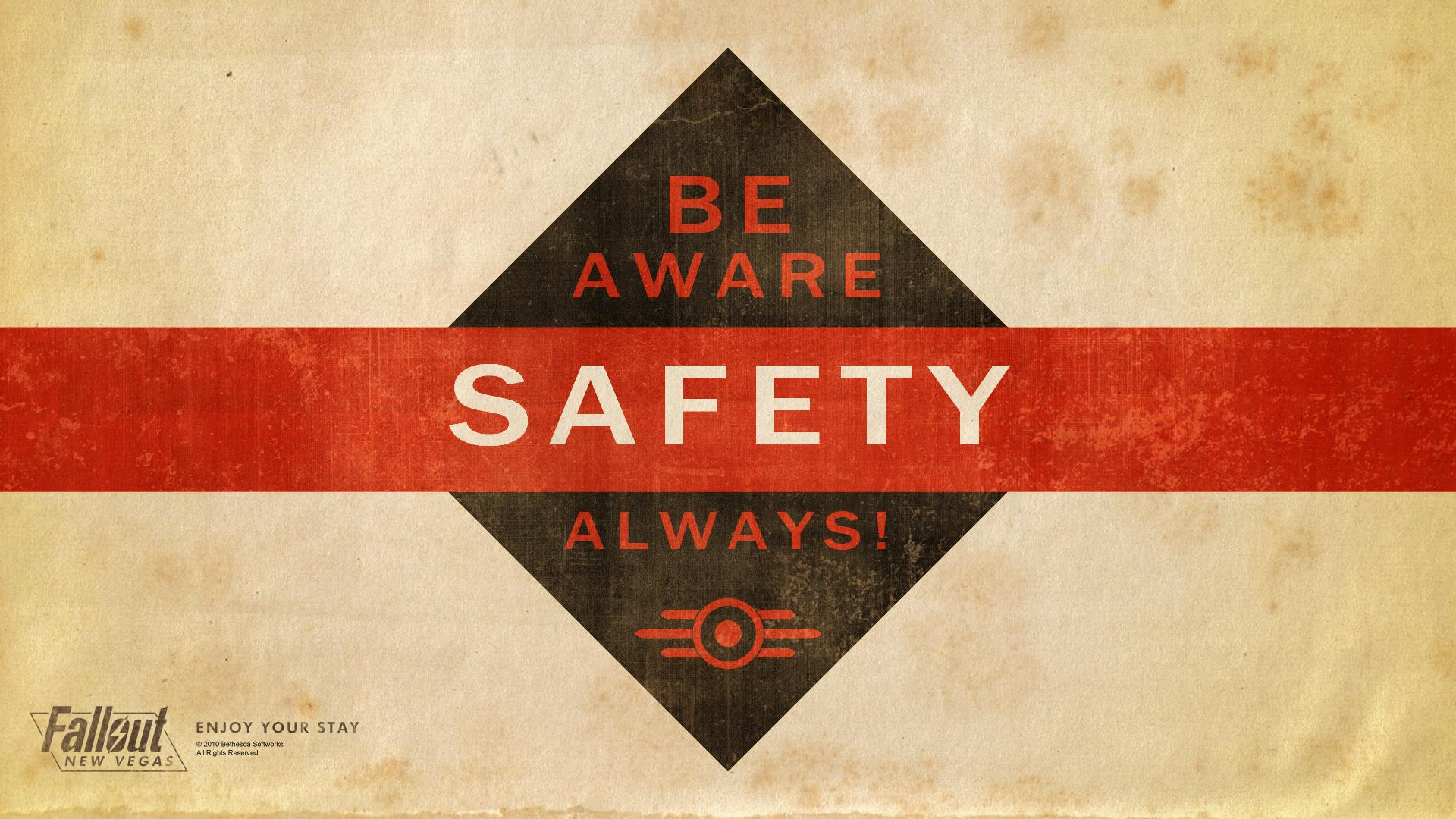 Fallout Safety wallpaper 1920x1080 133044 WallpaperUP 1920x1080