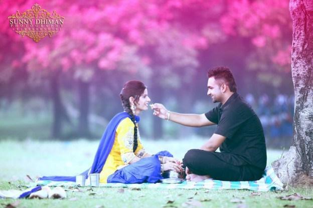 Punjabi Couple HD Wallpapers whatsapp dppunjabi couples whatsapp dp 624x415