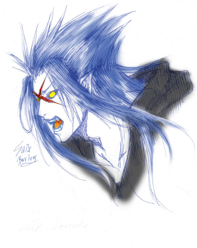 Saix Wallpaper   Photobucket 1108516   HD Wallpaper Download 637x800