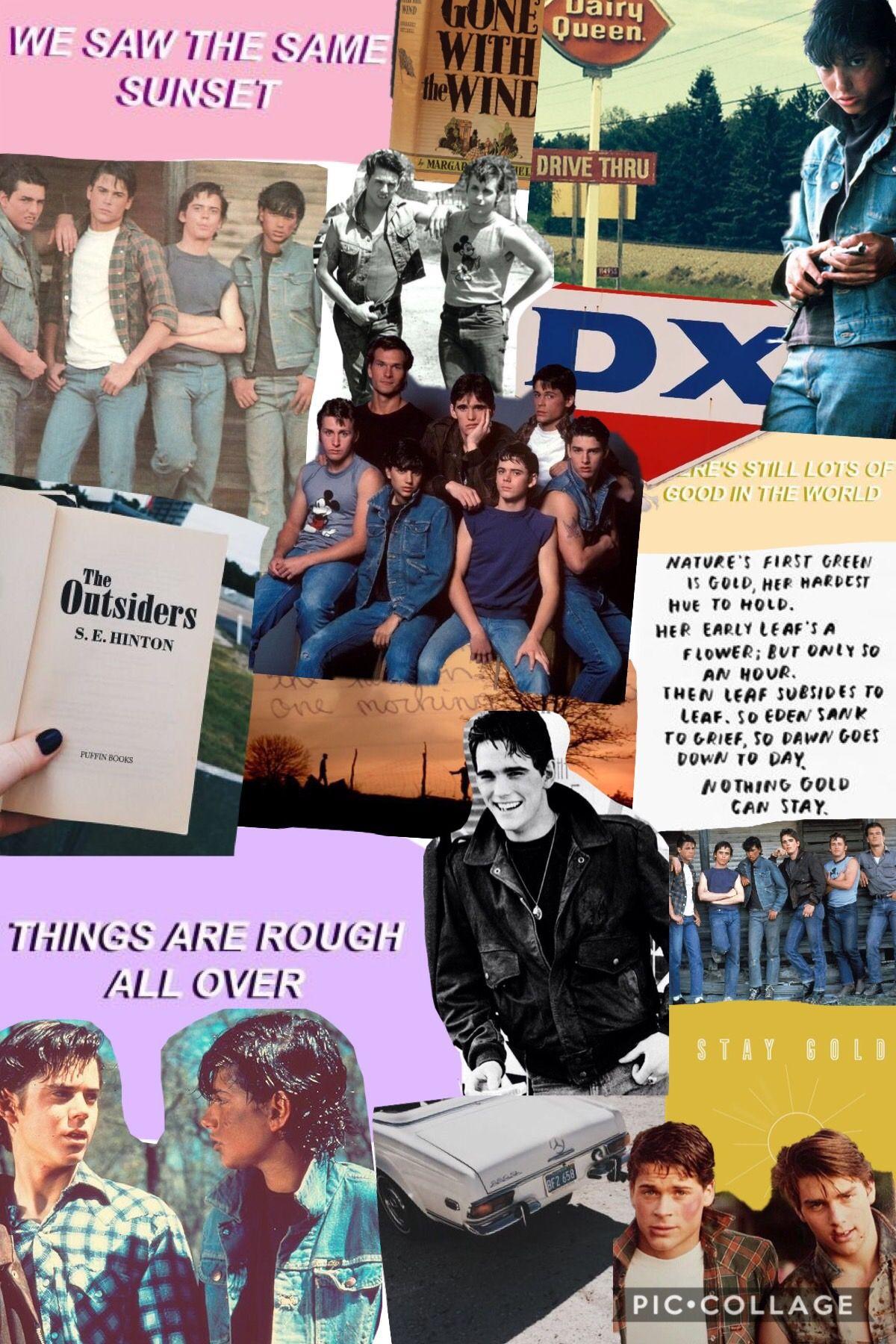 The outsiders in 2019 The outsiders 1983 The outsiders 1200x1800