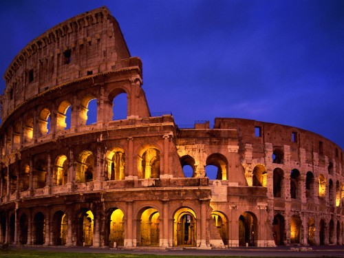 screensaver screensavers download the colosseum rome italy screensaver 500x375