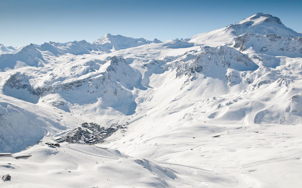Ski Tignes resort guide   Telegraph 1280x800