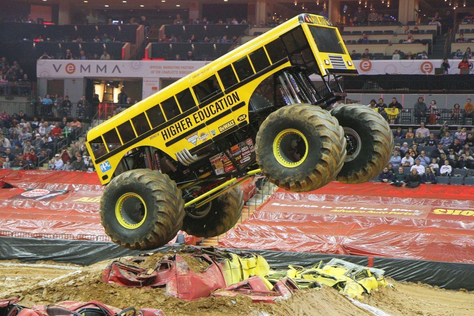 Monster Truck Wallpapers 1600x1065