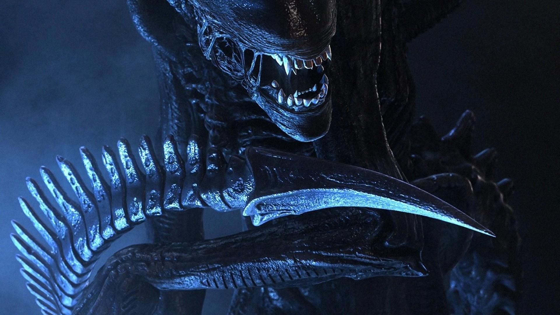 Alien wallpaper 5840 1920x1080