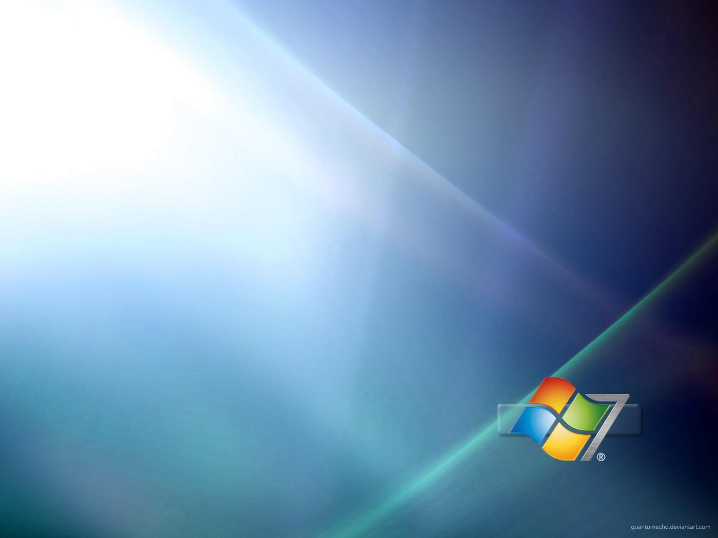 Top 10 Windows 7 Wallpapers 1400x1050