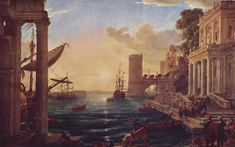 World Famous Art Paintings 1440x900