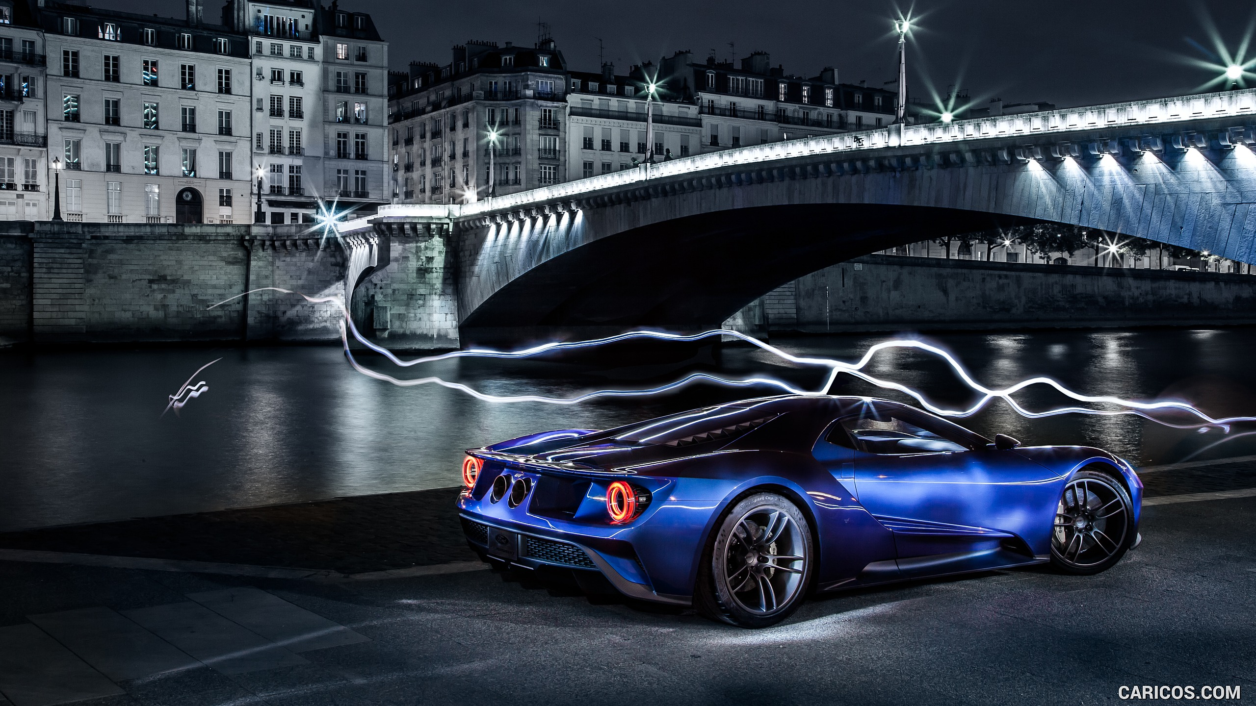 Ford Gt Wallpaper Image Group 32 2560x1440